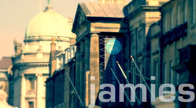Jamies Itailian Edinburgh